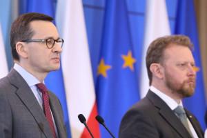 Premier: nie zamierzamy izolować Śląska od reszty kraju