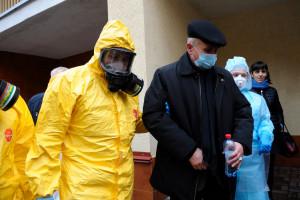 Kalisz: oddział wewnętrzny w WSZ zamknięty, personel i pacjenci w kwarantannie