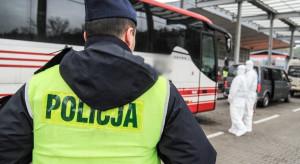 Rzecznik KGP: ok. 70 policjantów jest zakażonych koronawirusem