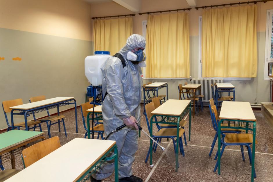 Piontkowski o pięciu schematach postępowania: to baza dla decyzji inspekcji sanitarnej dot. szkół