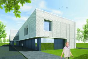 Szczecin: tak będzie wyglądała nowa siedziba pogotowia przy ul. Duńskiej