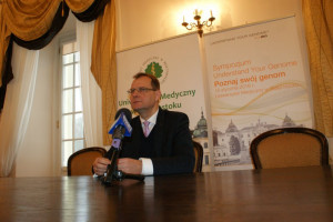 Białystok: prof. Adam Krętowski ponownie został rektorem Uniwersytetu Medycznego