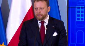 Szumowski: środki ochrony osobistej będą przekazywane do wszystkich placówek medycznych