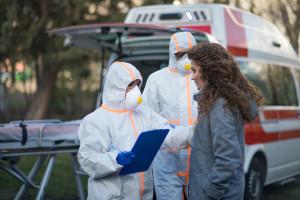 MZ: 314 nowe zakażenia, zmarły cztery kolejne osoby