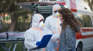Zielona Góra: studenci w ramach wolontariatu pomagają w szpitalu zakaźnym