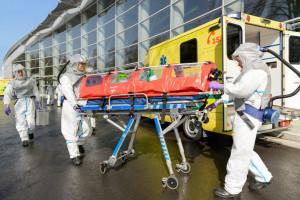 Dolnośląskie: ewakuowano hospicjum w Nowogrodźcu