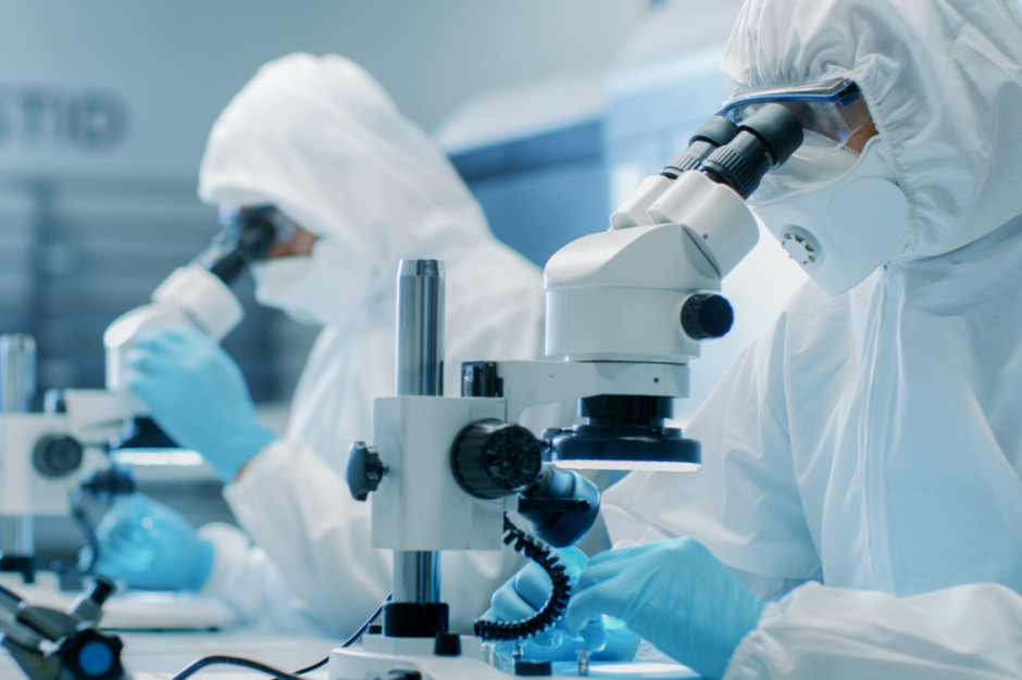 Błyskawicznie wykrywa koronawirusa. Specjaliści z Poznania opracowali nowy test