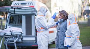 Ekspert: automatyczna kwarantanna dla podejrzanych o COVID-19 zniechęca do testów