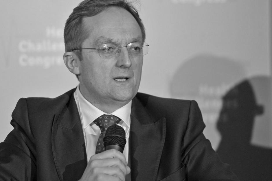 Nie żyje prof. Wojciech Rokita. Był zakażony koronawirusem. Nieoficjalnie: przyczyną śmierci - samobójstwo