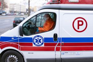 Warszawa: pięciu pracowników pogotowia ma koronawirusa