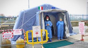 Włochy: 722 zgony na Covid-19 w ciągu doby, 25 tys. nowych zakażeń koronawirusem