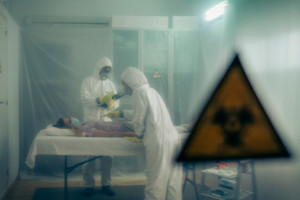 Zgony w czasie pandemii. Problemów nie brakuje