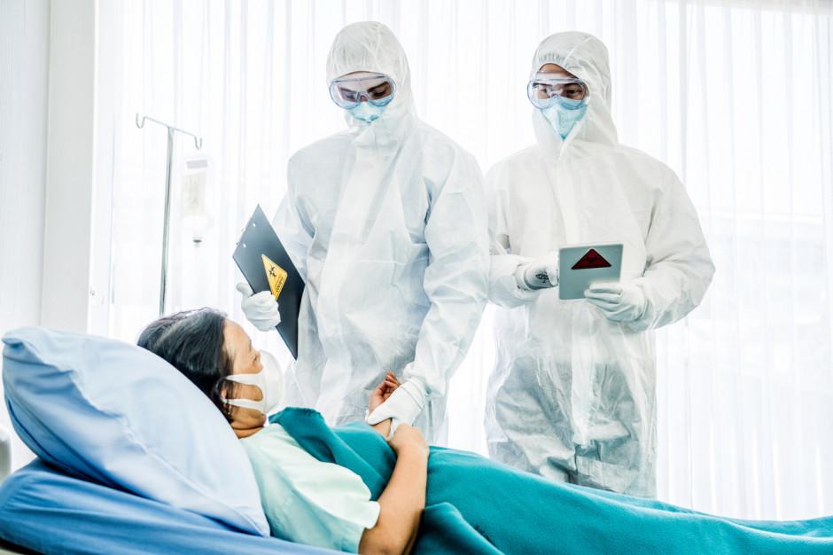 Epidemia COVID-19 wpływa na psychikę lekarzy