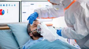 Minister zdrowia: będziemy prosili, by cały personel medyczny nosił maseczki w pracy