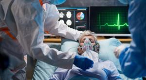 Na Mazowsze wolnych jest prawie 2,6 tys. łóżek covidowych i 115 respiratorów