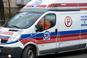 Pogotowie zawiadamia prokuraturę o problemach z przyjęciem starszej pacjentki do szpitala