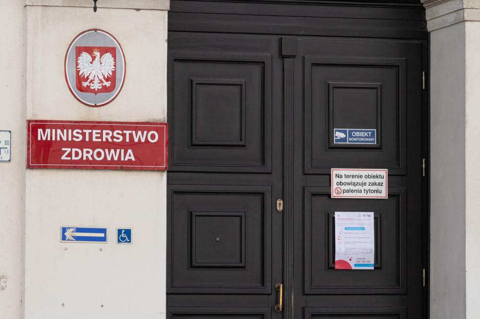 MZ: prawnicy przygotowują pozwy za słowa Rozenka i Zgorzelskiego o Szumowskim