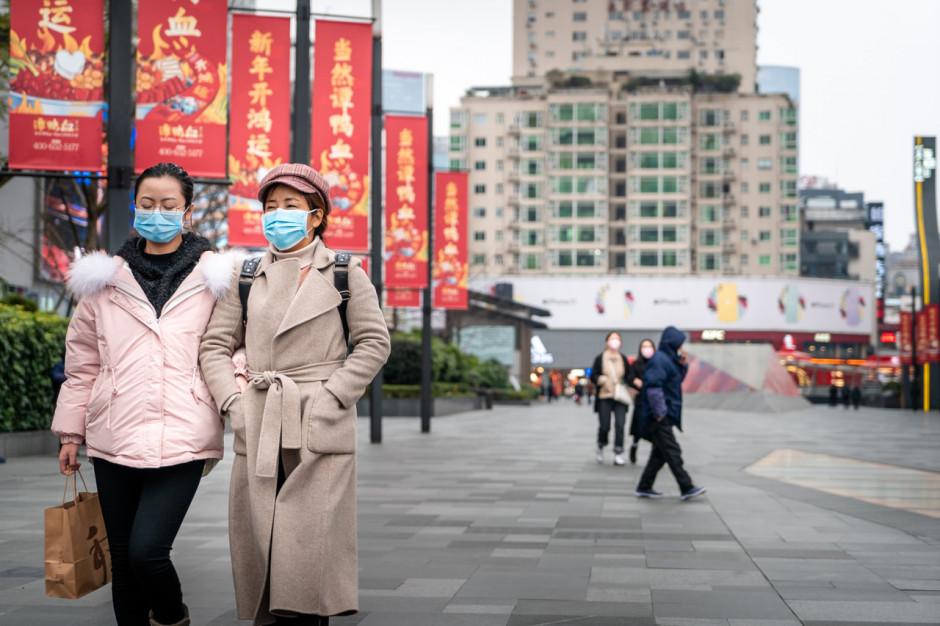 """Chiny: już ponad trzy tygodnie bez lokalnych zakażeń koronawirusem. Są przypadki """"z importu"""""""