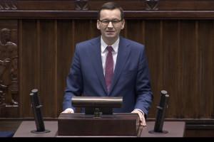 Morawiecki: tarcza antykryzysowa musi zostać wprowadzona natychmiast