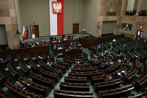 W poniedziałek Sejm wysłucha informacji premiera nt. sytuacji związanej z pandemią