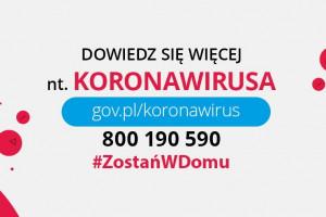 MZ: kolejnych 47 zdiagnozowanych pacjentów z koronawirusem