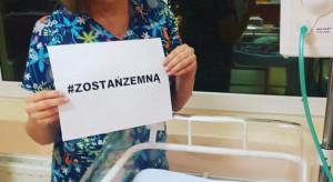 Dzieci zakażone koronawirusem: 90 tys. odpisów w odzewie na akcję neonatolog Panidoktor #zostańzemną