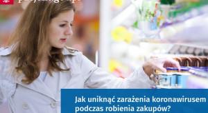 MZ o zakupach w rękawiczkach: nie są rozwiązaniem, możesz się zakazić, jeśli…