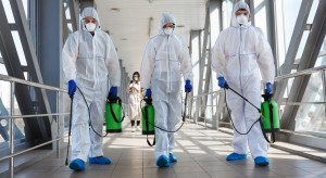 Liczba zakażeń koronawirusem w Polsce to obecnie 24 395 przypadków, zmarło 1092 pacjentów