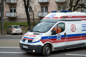 Lubelskie szpitalne oddziały ratunkowe wciąż zatłoczone