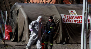 PSP: komendant główny zadeklarował przekazanie szpitalom 157 respiratorów