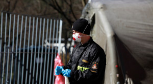 """Szef MSWiA: łamanie zasad zwalczania epidemii będzie karane w ramach """"szybkiej ścieżki"""""""