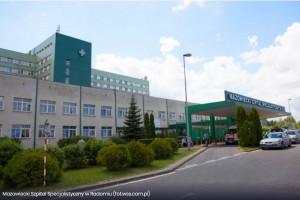 Radom: lawinowy wzrost liczby zakażonych koronawirusem w szpitalu, to już 115 osób