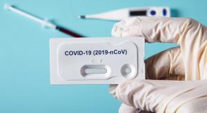 Gostynin: ognisko koronawirusa w szpitalu - zakażonych 19 pacjentów i 5 pracowników