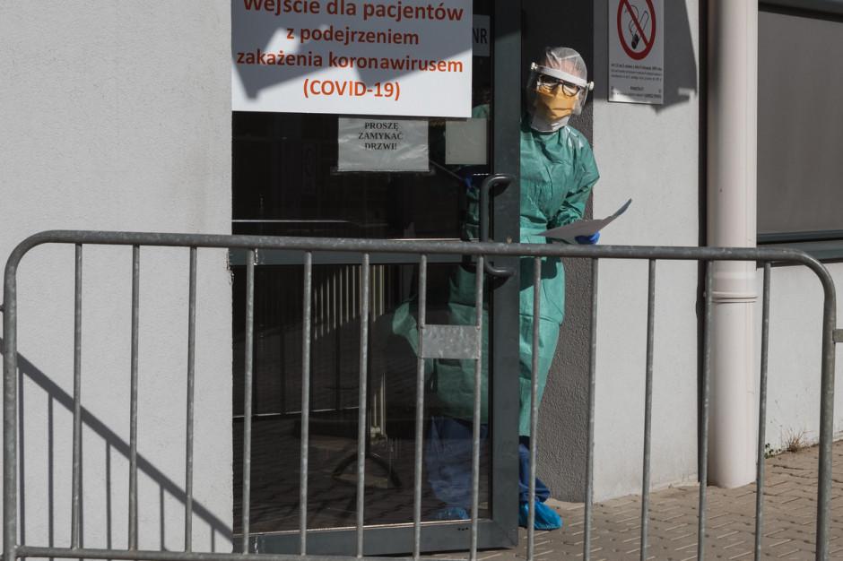 Warszawski ratusz: Szpital Południowy dla pacjentów z Covid-19 zostanie uruchomiony w połowie lutego