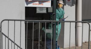 Piła: lekarka z koronawirusem miała pojechać do szpitala do punktu poboru wymazów