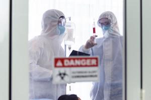 Bydgoszcz: kolejne trzy przypadki zakażenia personelu szpitala im. Biziela