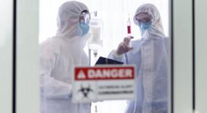 Dane GIS: niemal co trzeci pacjent zaraził się koronawirusem w szpitalu lub przychodni