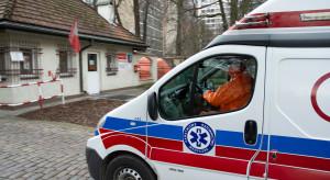 W kraju 461 osób personelu medycznego jest zakażonych koronawirusem