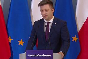 Michał Dworczyk: nowa siatka punktów szczepień będzie odpowiadała rzeczywistym potrzebom