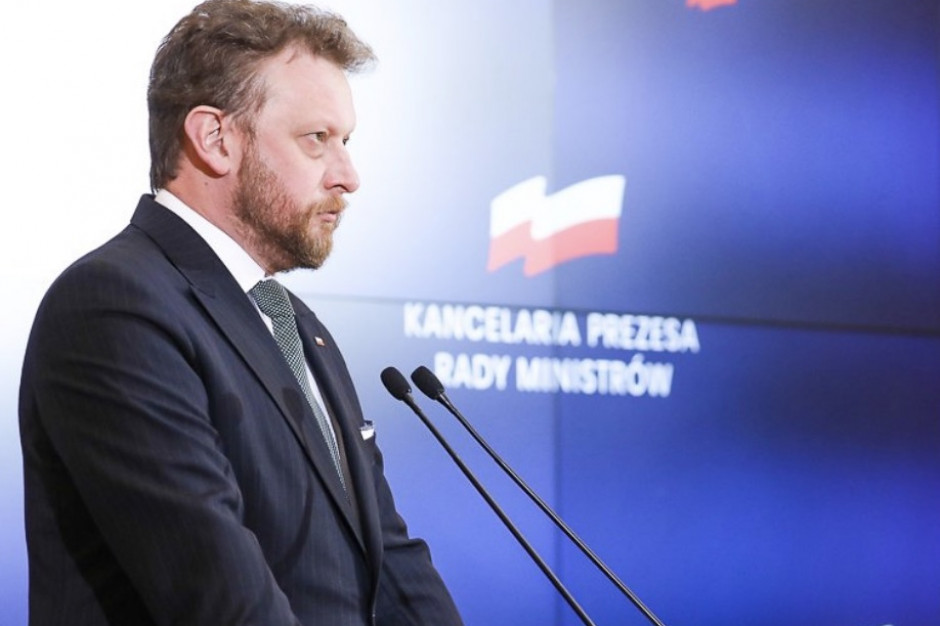 W czwartek w Sejmie wniosek o odwołanie ministra zdrowia oraz projekt prezydenta