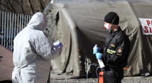 Małopolska: obowiązek badania temperatury u pracowników szpitali