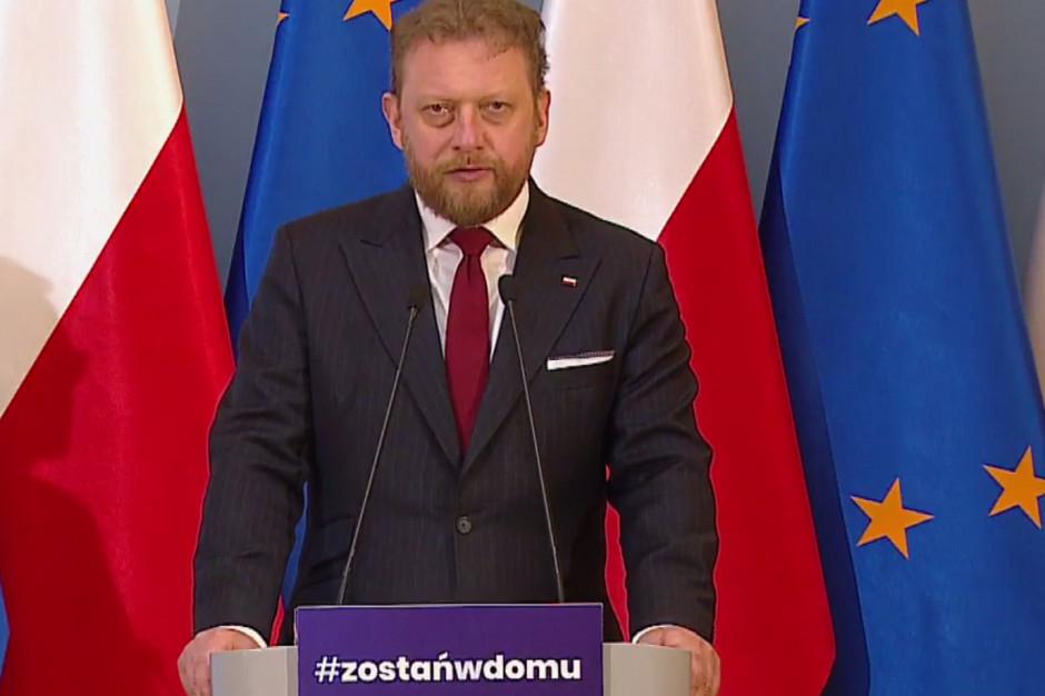 Kraska: minister Szumowski był zmęczony; nie fizycznie, ale psychicznie