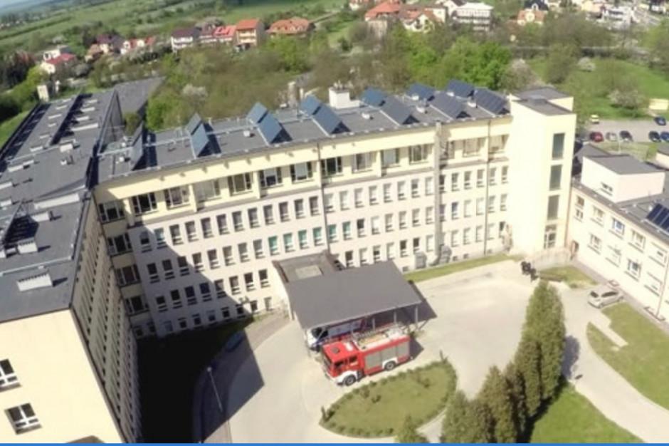 Busko-Zdrój: zarząd szpitala zdecydował o utworzeniu izolatek na geriatrii i internie