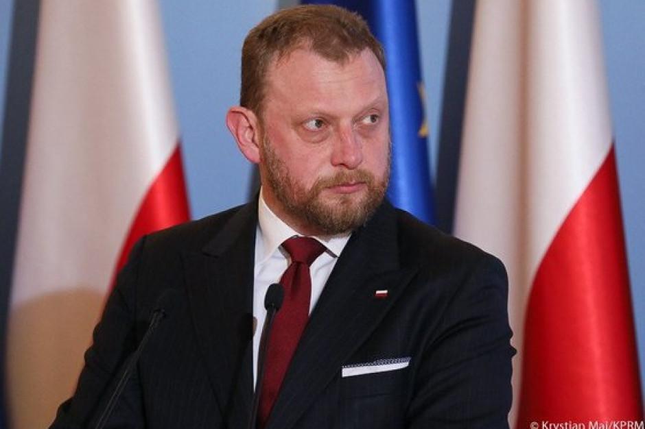 Minister Szumowski: nie mam sobie nic  do zarzucenia, bronią mnie efekty mojej pracy