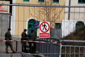 Radziejów: szpital wstrzymuje przyjęcia pacjentów
