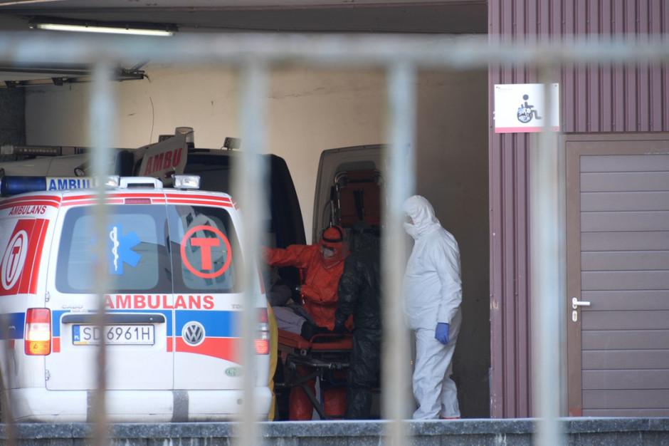 MZ: 107 nowych zakażeń koronawirusem, siedem kolejnych zgonów