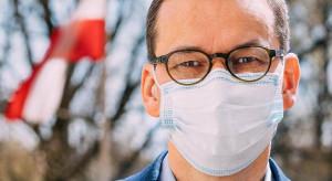 Morawiecki: niech firmy farmaceutyczne podzielą się patentami na szczepionki