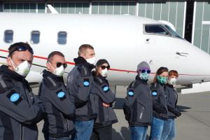 Ratownicy PCPM rozpoczynają misję na Madagaskarze, zmierzą się z Covid-19