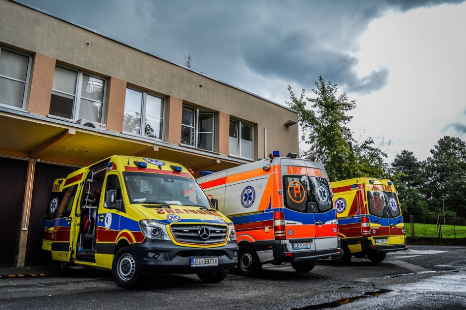Bydgoszcz: pogotowie szuka pomieszczeń dla ratowników, preferowane dzielnice to…
