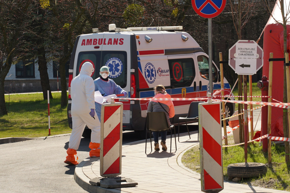 Otwock: koronawirus u jednego z pacjentów Powiatowego Centrum Zdrowia